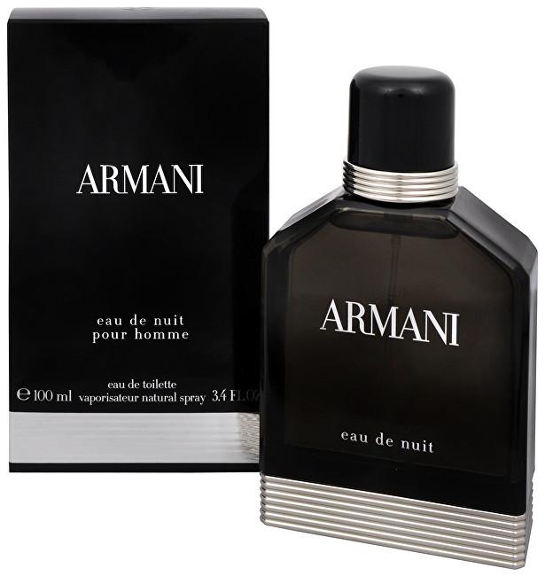 Armani Eau De Nuit - EDT 1 ml - odstřik