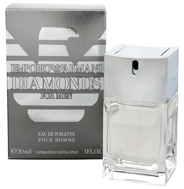 Armani Emporio Armani Diamonds For Men - EDT 75 ml