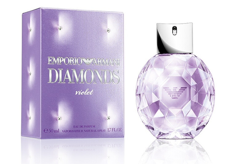 Armani Emporio Armani Diamonds Violet - EDP 50 ml