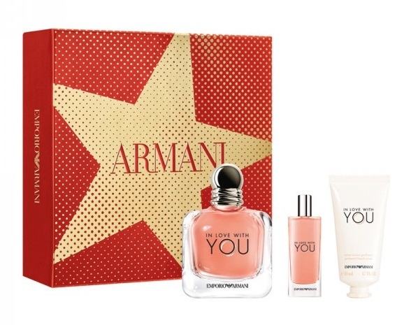 Armani Emporio Armani In Love With You - EDP 100 ml   EDP 15 ml   krém na ruce 50 ml