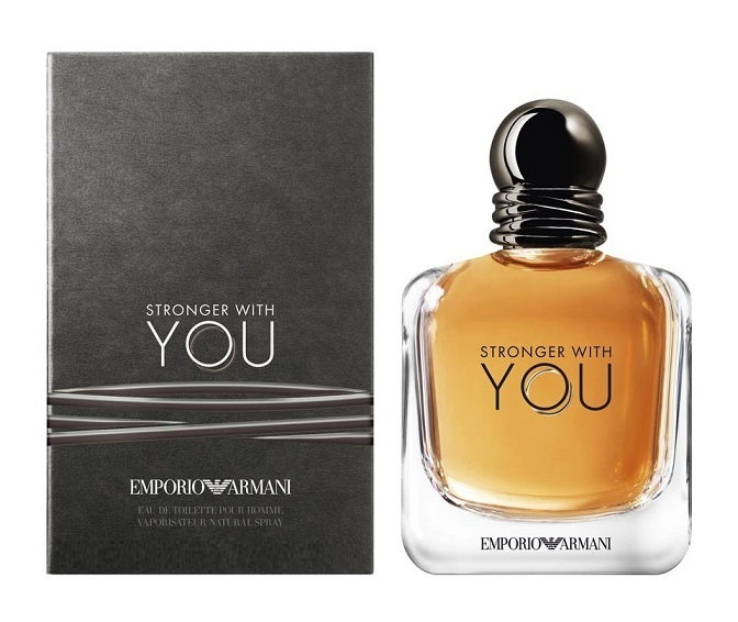Giorgio Armani Emporio Stronger With You toaletná voda pánska 30 ml