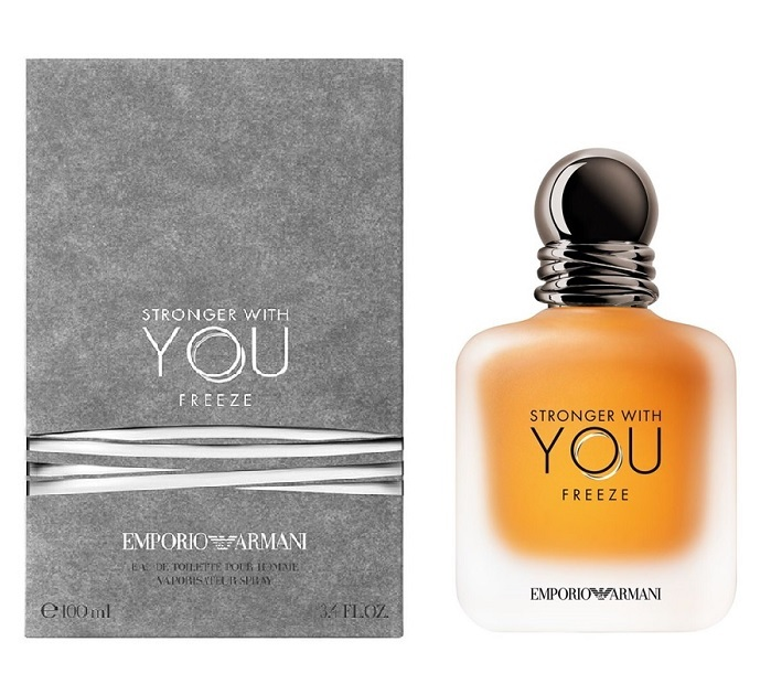 Armani Emporio Armani Stronger With You Freeze  EDT 100 ml