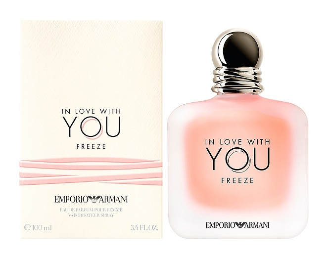 Armani Emporio Armani In Love With You Freeze parfumovaná voda dámska100 ml