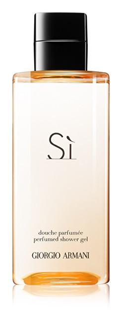 Armani Sì - sprchový gel 200 ml