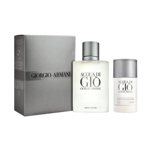 Armani Acqua Di Gio Pour Homme - EDT 100 ml + tuhý deodorant 75 ml