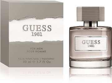 Guess Guess 1981 For Men - EDT 100 ml