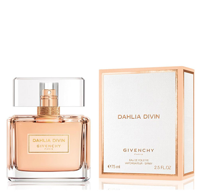 Givenchy Dahlia Divin - EDT 75 ml