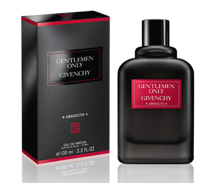 Givenchy Gentlemen Only Absolute - EDP 100 ml