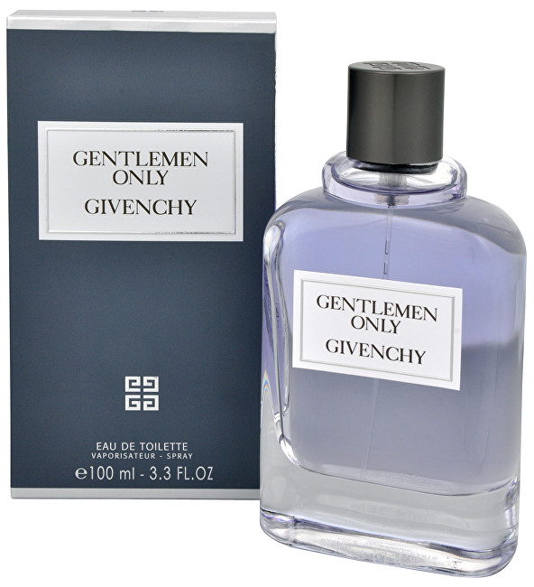 Givenchy Gentlemen Only - EDT 100 ml