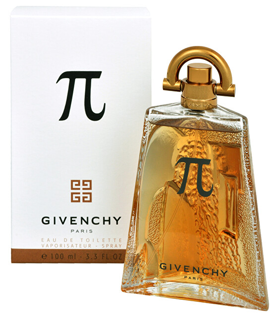 Givenchy Pí - toaletní voda s rozprašovačem 50 ml