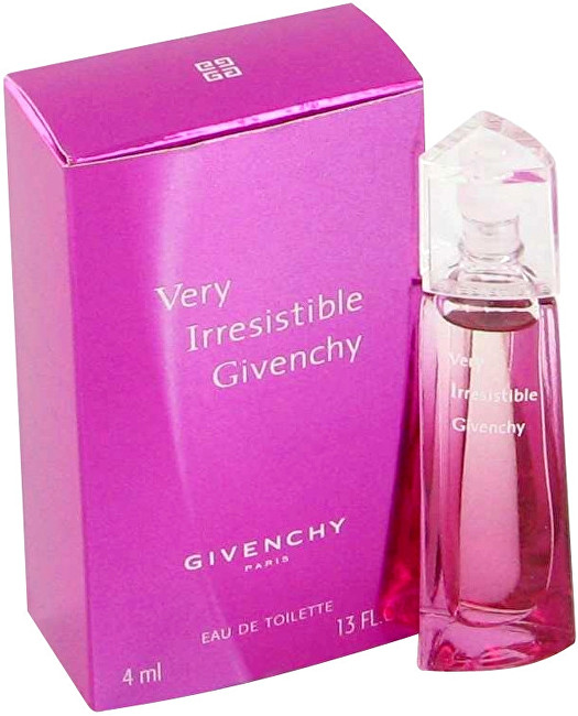 Givenchy Very Irresistible - miniatura EDT 4 ml