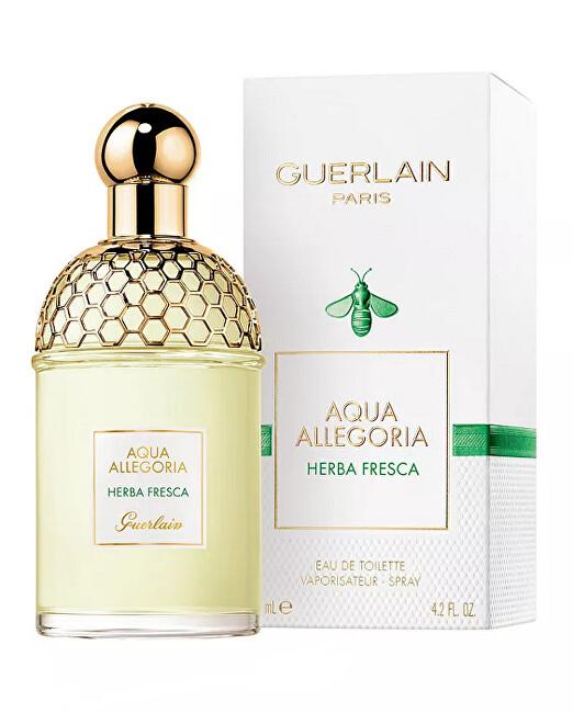 Guerlain Aqua Allegoria Herba Fresca, toaletní voda dámská 125 ml