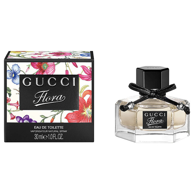 Gucci Flora By Gucci toaletná voda dámska 50 ml