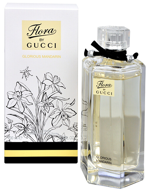 Gucci Flora By Gucci Glorious Mandarin - EDT 100 ml
