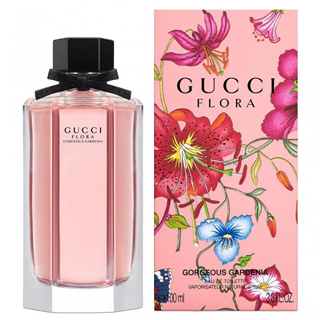 Gucci Flora by Gucci Gorgeous Gardenia toaletná voda dámska 50 ml