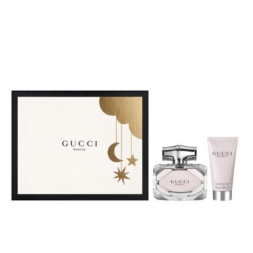 Gucci Gucci Bamboo - EDP 50 ml + tělové mléko 50 ml