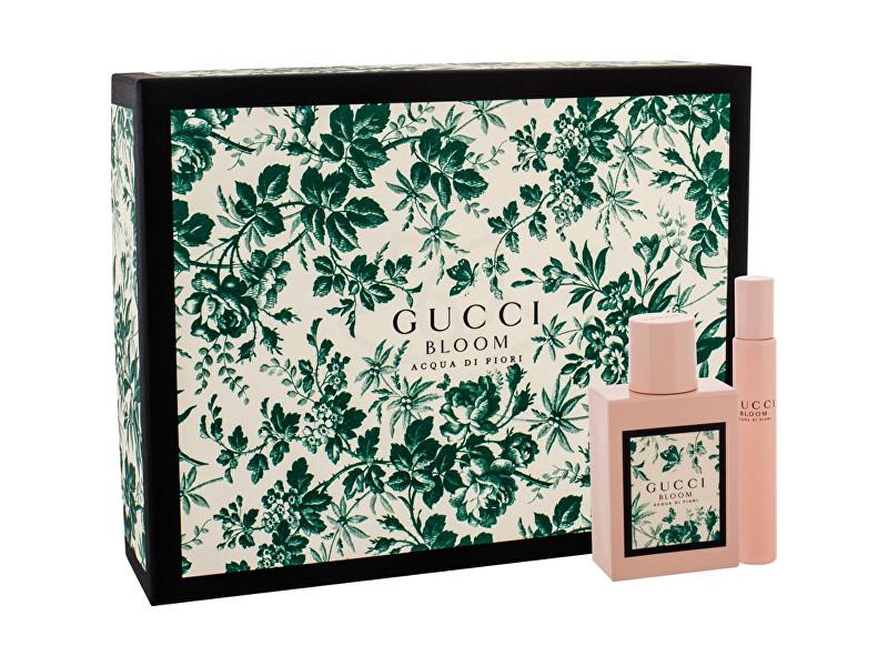 Gucci Bloom Acqua Di Fiori - EDT 50 ml + EDT 7,4 ml