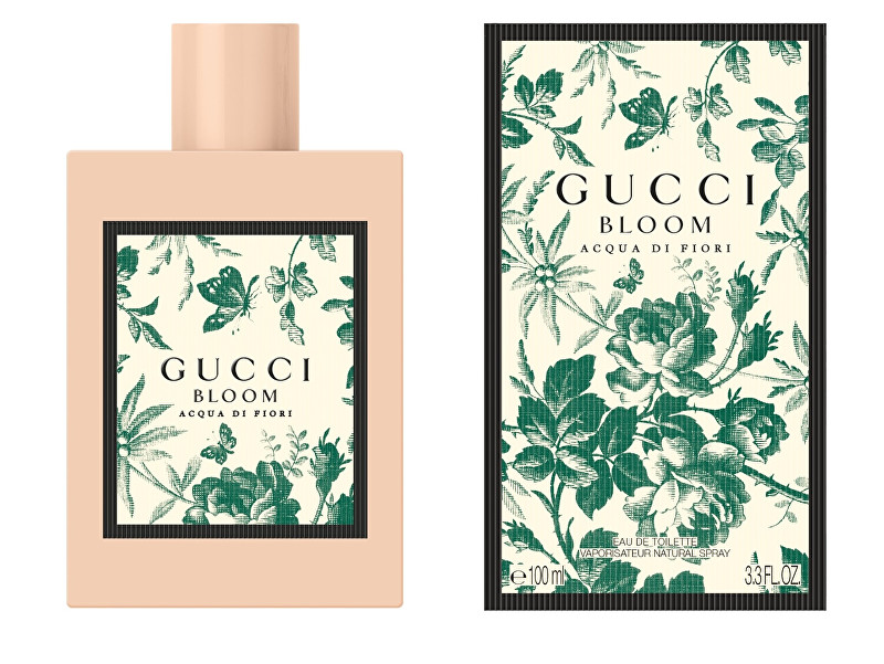 Gucci Gucci Bloom Acqua Di Fioripentru femei EDT 50 ml