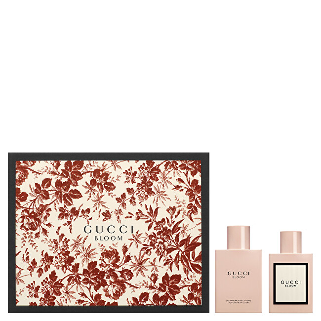 Gucci Gucci Bloom - EDP 50 ml   telové mlieko 100 ml