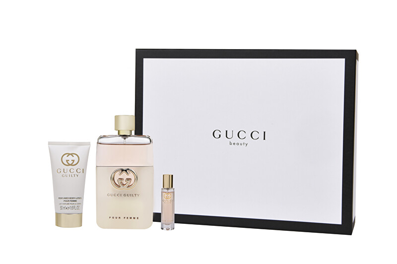 Gucci Guilty - EDP 90 ml   EDP 15 ml   telové mlieko 50 ml