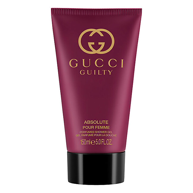 Gucci Guilty Absolute Pour Femme - sprchový gel 150 ml