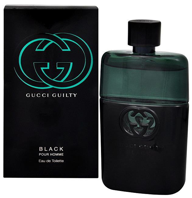 Gucci Guilty Black Pour Homme - EDT 90 ml