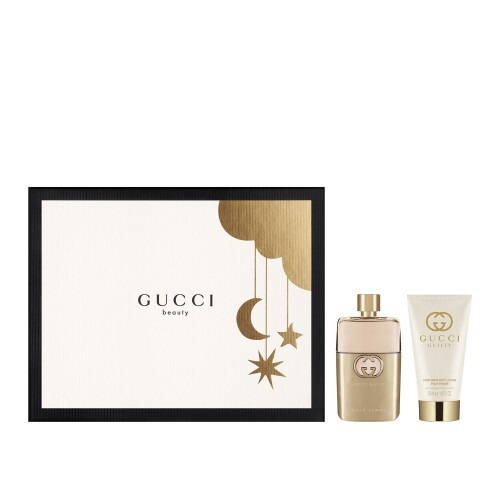 Gucci Guilty  EDT 50 ml  sprchový gel 50 ml