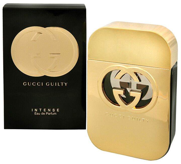 Gucci Guilty Intense parfumovaná voda dámska 75 ml