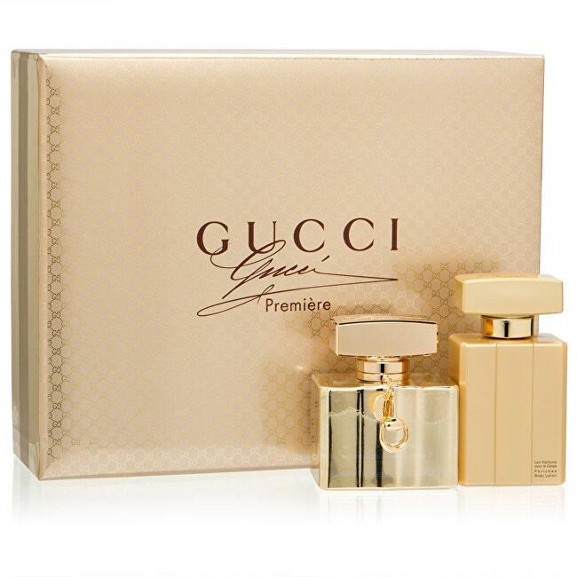 Gucci Premiere - EDP 50 ml + tělové mléko 100 ml