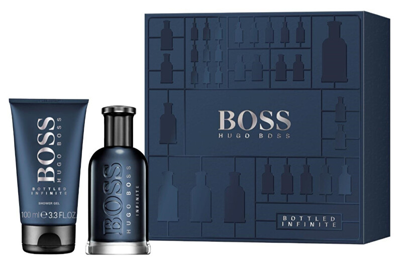Hugo Boss Boss Bottled Infinite - EDP 100 ml   sprchový gél 100 ml