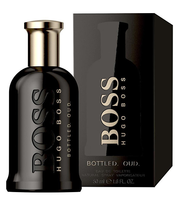 Hugo Boss Boss Bottled Oud - EDP 50 ml