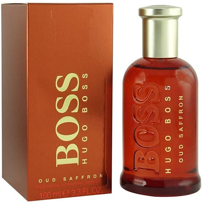 Hugo Boss Boss Bottled Oud Saffron - EDP 100 ml