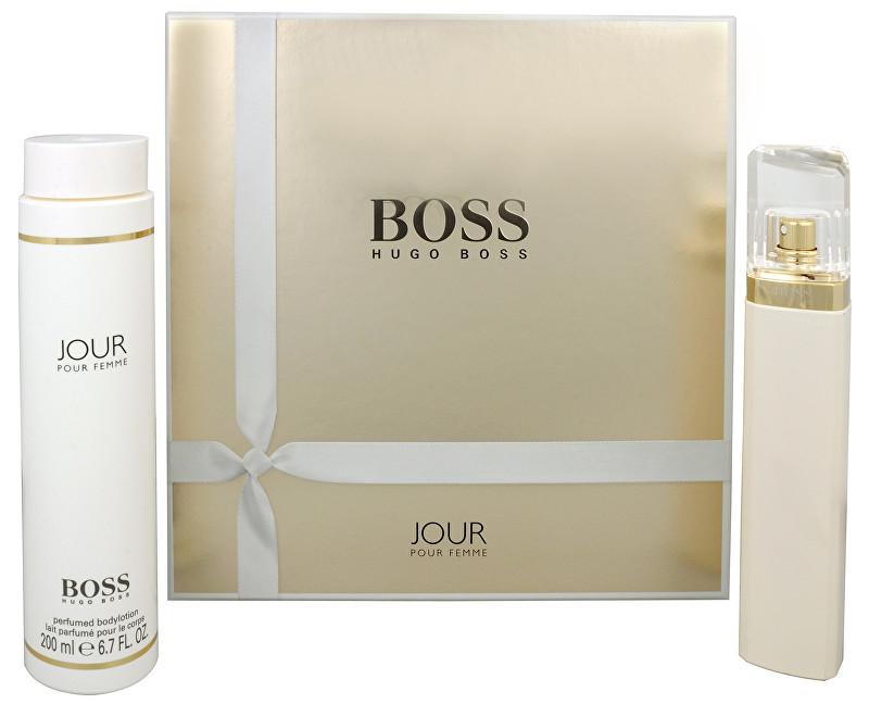 Hugo Boss Jour Pour Femme EDP 75 ml + tělové mléko 200 ml dárková sada