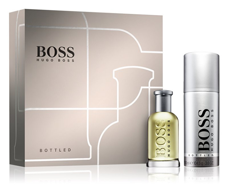 Hugo Boss Boss No. 6 Bottled - EDT 50 ml + deodorant v spreji 150 ml