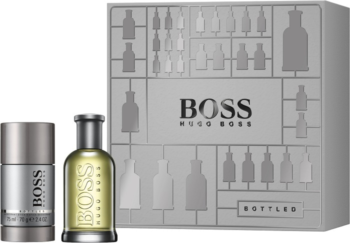 Hugo Boss Boss No. 6 Bottled - EDT 50 ml + tuhý deodorant 75 ml