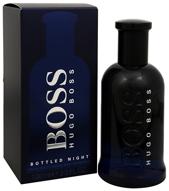 Hugo Boss No.6 Bottled Night toaletná voda 200 ml