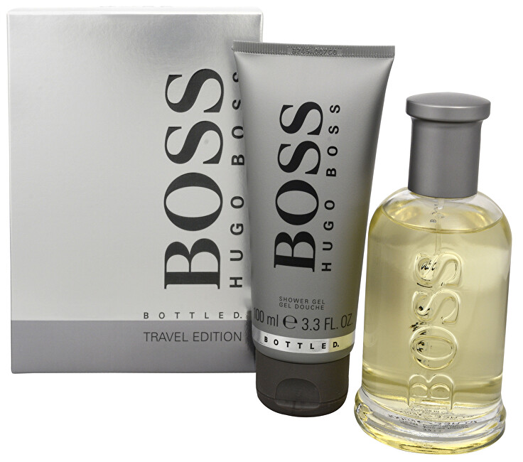 Hugo Boss Boss No. 6 Bottled - EDT 100 ml + sprchový gel 100 ml