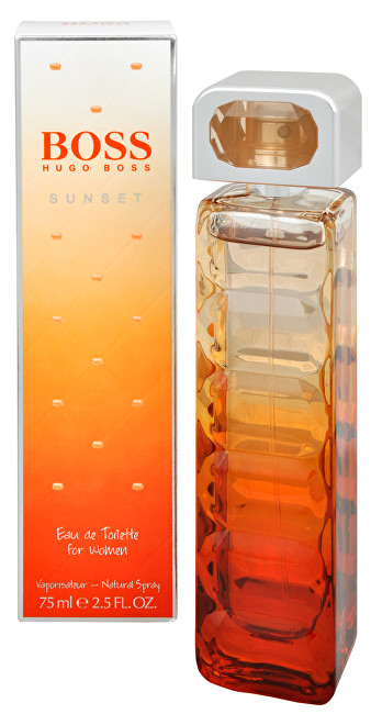 Hugo Boss Orange Sunset toaletná voda dámska 75 ml