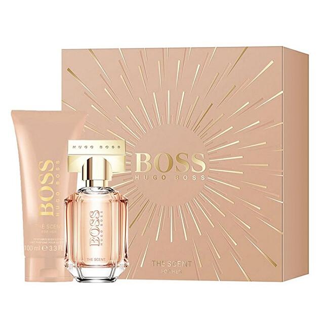 Hugo Boss Boss The Scent For Her - EDP 30 ml + telové mlieko 100 ml