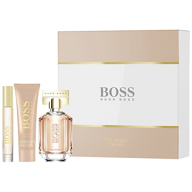 Hugo Boss Boss The Scent For Her - EDP 50 ml   EDP 7,4 ml   telové mlieko 50 ml