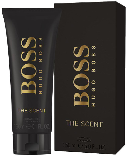 Hugo Boss Boss The Scent - sprchový gel 150 ml