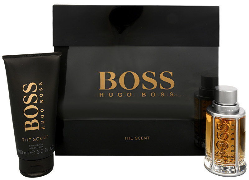 Hugo Boss Boss The Scent - EDT 50 ml + sprchový gel 100 ml