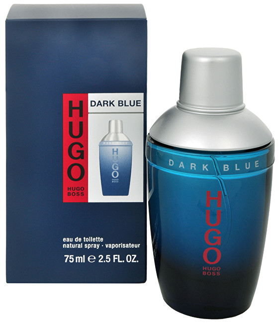 Hugo Boss Dark Blue - EDT 1 ml - odstřik