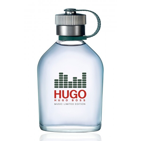 Hugo Boss Hugo Music Limited Edition - EDT 125 ml