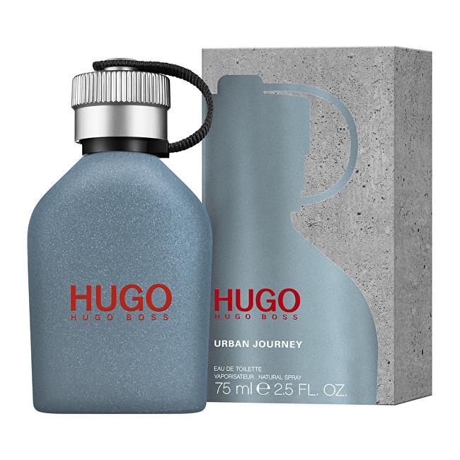 Hugo Boss Hugo Urban Journey toaletná voda pánska 75 ml