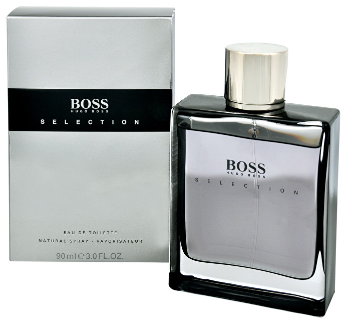 Hugo Boss Selection - EDT 1 ml - odstřik