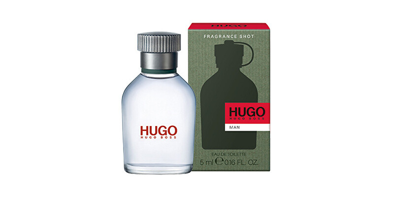 Hugo Boss Hugo - EDT - miniatura 5 ml