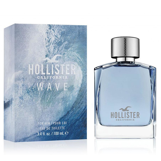 Hollister Wave For Him - EDT 100 ml