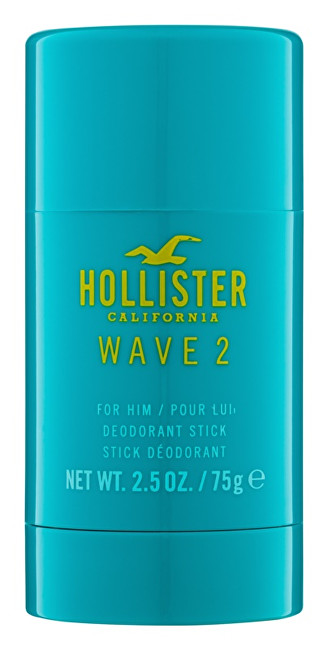 Hollister Wave 2 Men deostick 75 g
