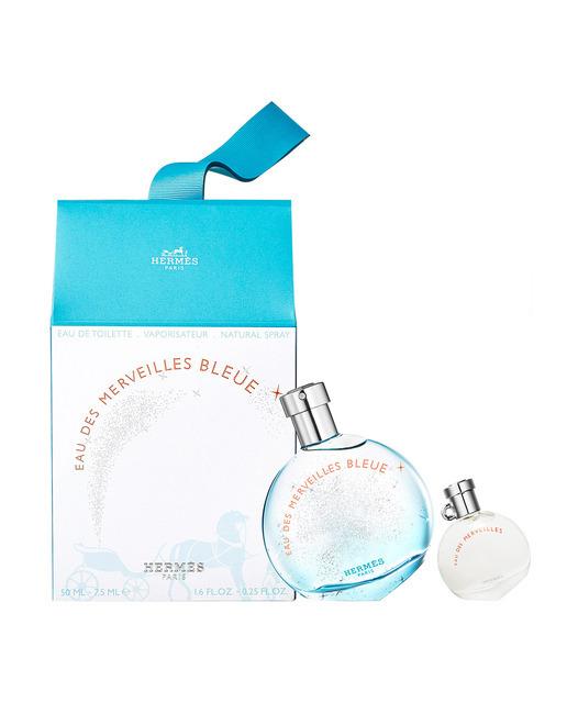 Hermes Eau Des Merveilles Bleue - EDT 50 ml +EDT 7,5 ml
